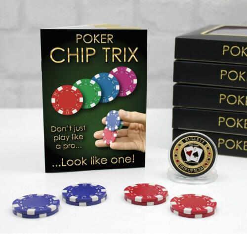 Poker Chip Trix
