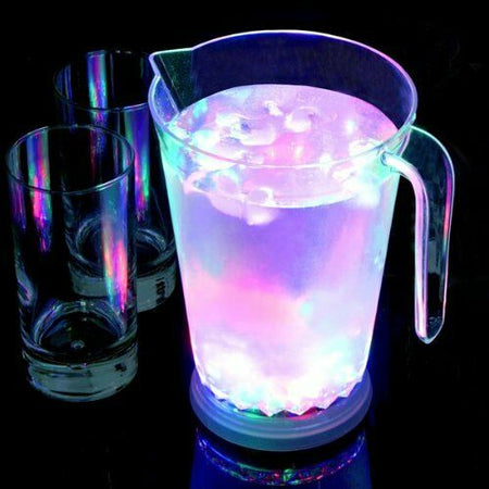 Party Pitcher LED Lights Cocktail Drinks Jug