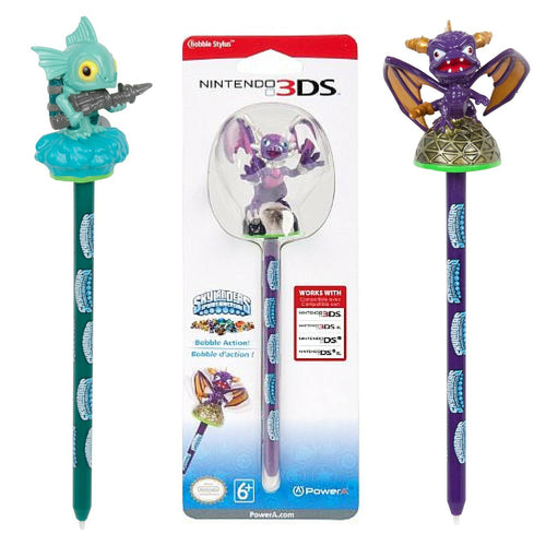 Skylanders: Spyro's Adventure Bobblehead Stylus - Clubit.co.uk