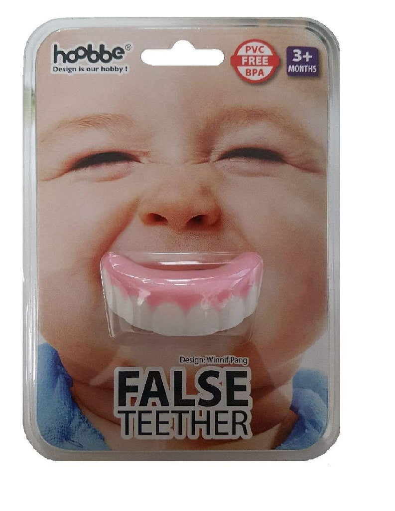 False Theether Soothing Teething Toy