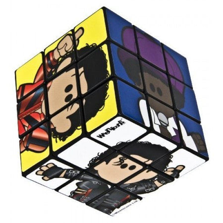Weenicons MJ Rubik's Puzzle Cube - Clubit.co.uk