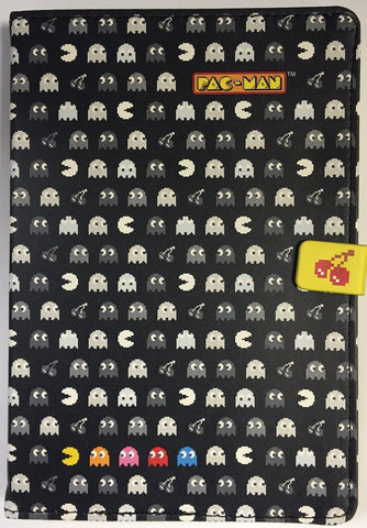 Wholesale lot of 40 x PAC-MAN Black and White iPad Mini 1 2 and 3 Protective Smart Cases - Clubit.co.uk