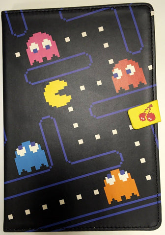 Wholesale lot of 40 x PAC-MAN  iPad Mini 1 2 and 3 Colour MAZE Protective Smart Cases - Clubit.co.uk