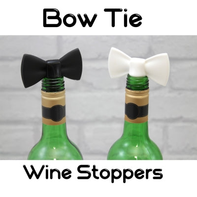 Bow Tie Bottle Stoppers