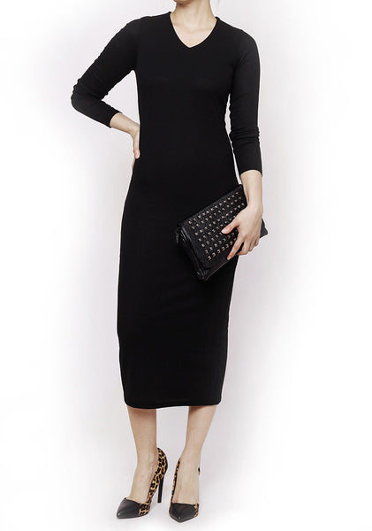 Basic Dress- black