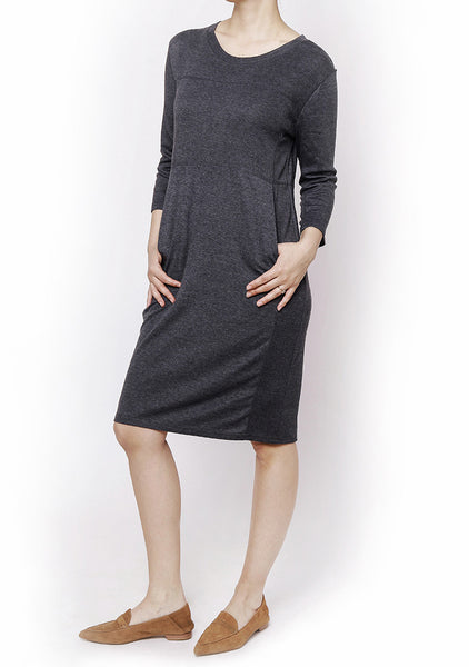 Noam Dress- grey