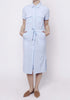 Tying Dress- light blue