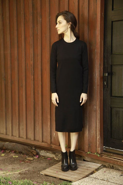 Lin Dress- black