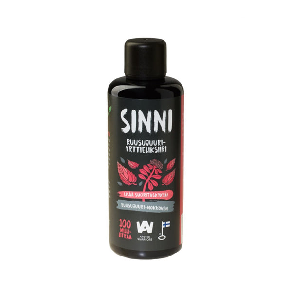 "Energy Shot ""SINNI"" in bottiglia"