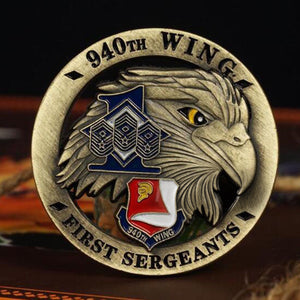 940th Wing Coin
