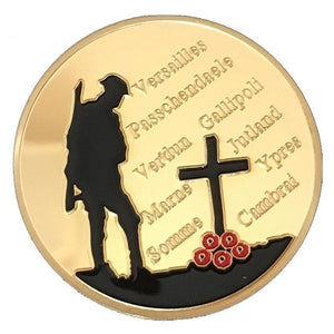 World War 1 Commemorative coin