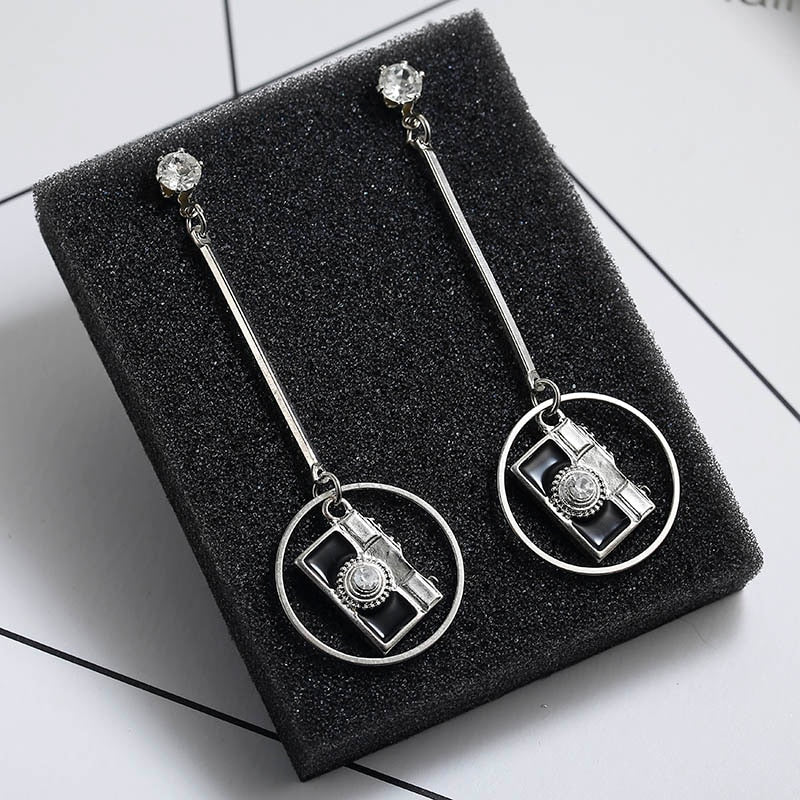 Freedom of the Press Earrings