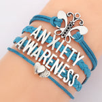 FASBI Conciencia Ansiedad (Anxiety Awareness Bracelet)