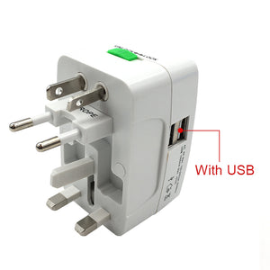 Universal Global Travel Adapter