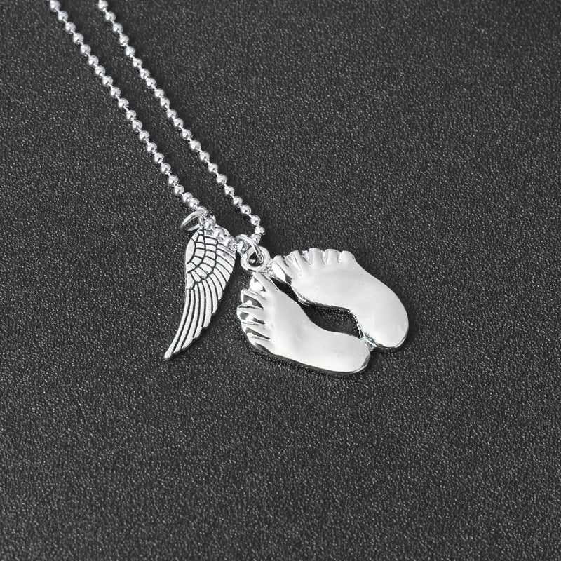 Pro-Life Baby is Alive Necklace