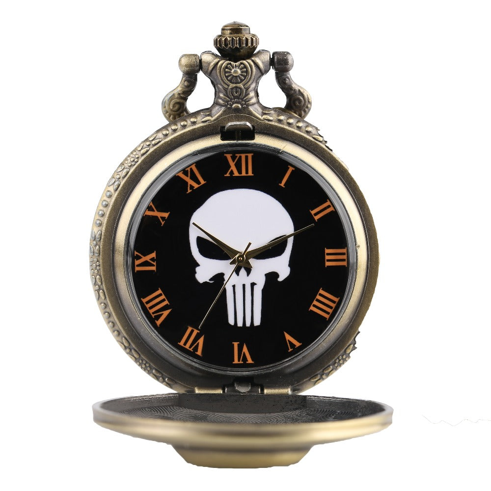 Punisher Pocket Watch