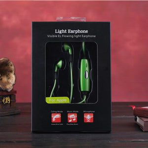 LED Spark Earphone