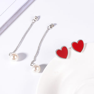 Blood Cancer/Disorders Dangling Earrings