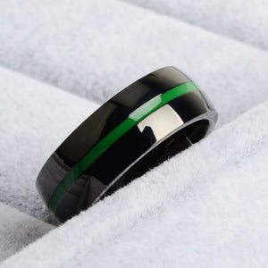 Military Police Green Line Ring