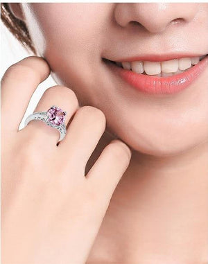 Thymoma Cancer Awareness Ring