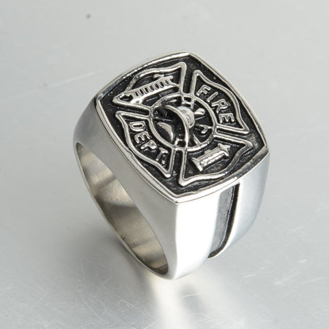 Fire Department Ring