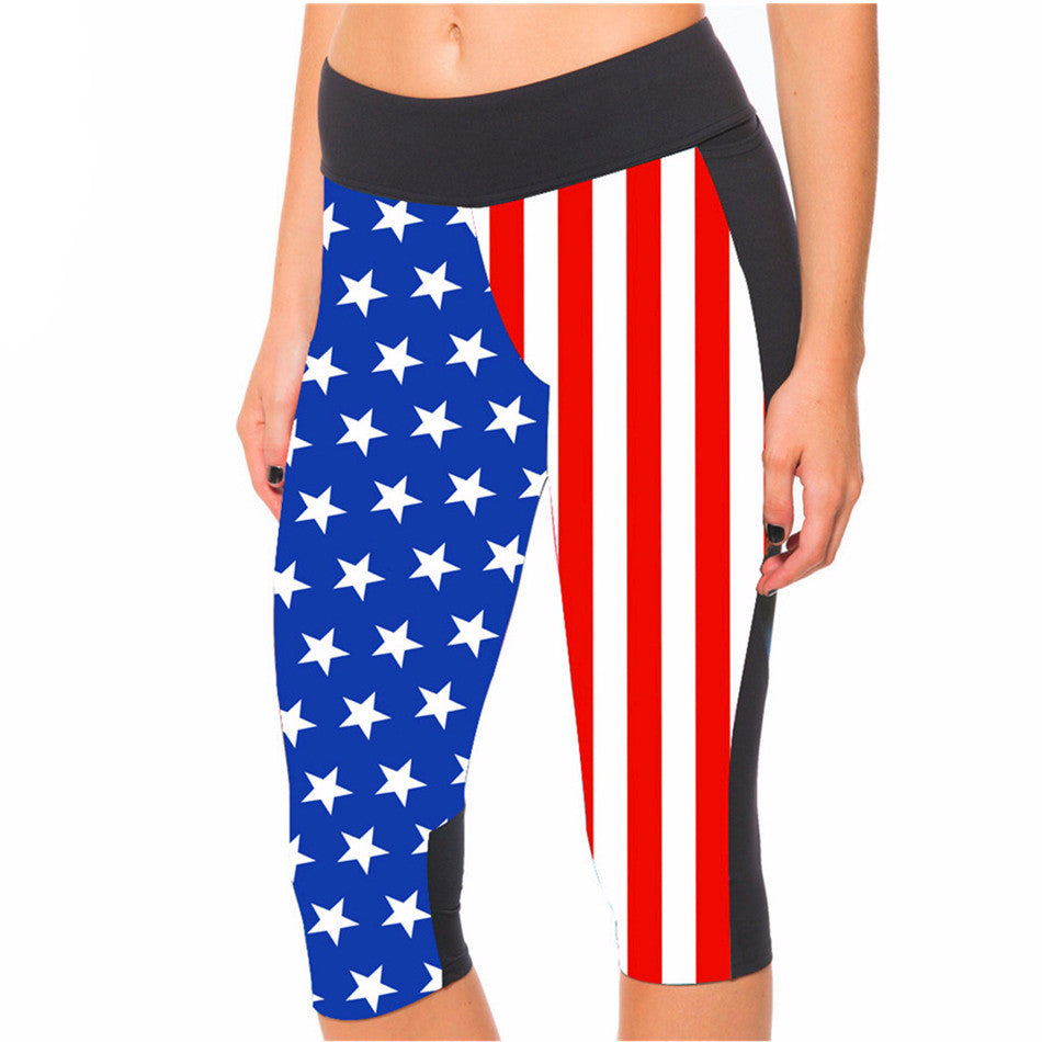 USA Yoga Pants