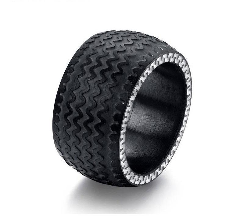 Truck Driver Tire Ring