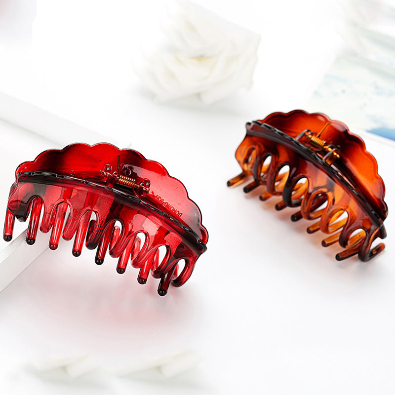 Colorful Large Claw Clip