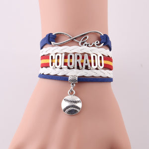 Colorado Love Bracelet