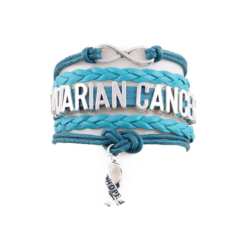 Ovarian Cancer Bracelet