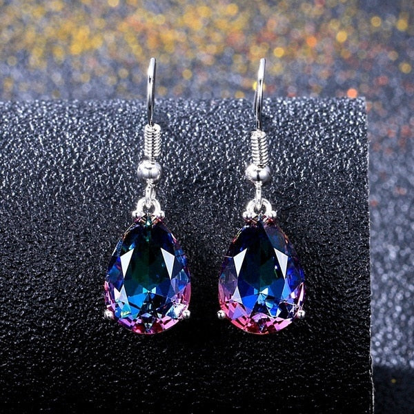 Multicolored Luxury Earrings