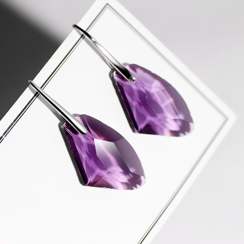 Purple Bohemia Earrings