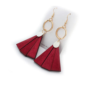 Adults with Disabilities Awareness Geometric Earrings