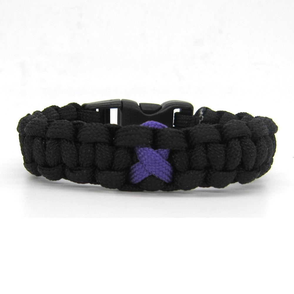 Testicular Cancer Support Bracelet