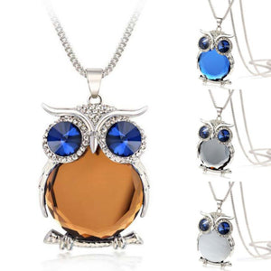Charming Owl Necklace