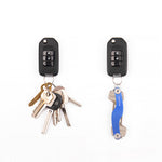 Slim Smart Compact Pocket Key Holder