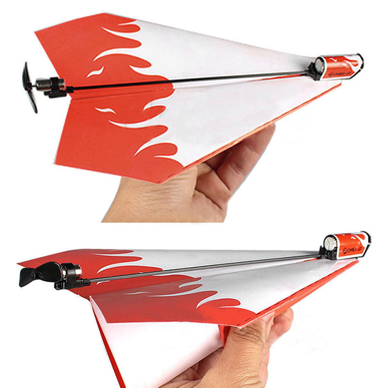 Electric Paper Plane Kit- Deluxe Edition