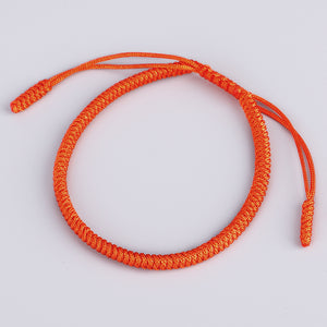 Multiple Sclerosis Awareness Rope Bracelet