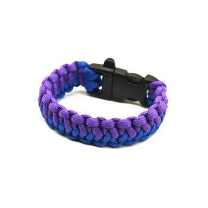 Pediatric Stroke Awareness Paracord Bracelet