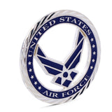 Air Force Core Values Challenge Coin
