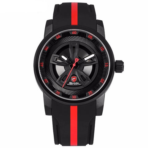 Red Line Marine Sports Watch