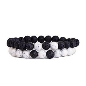 Natural Lava Stone Bracelet Offer