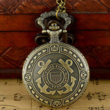 Vintage Coast Guard Pocket Watch