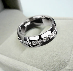 Suicide Awareness Eternity Ring