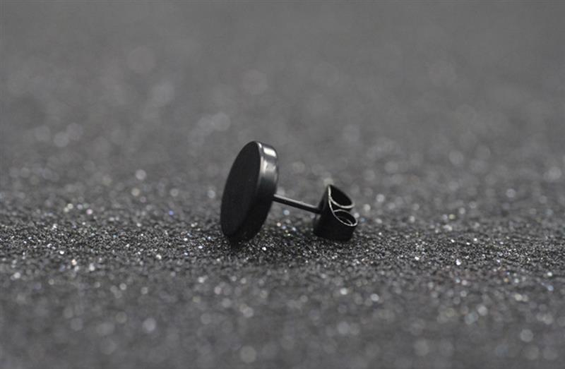 Titanium Accident Awareness Stud Earrings