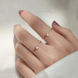 Frontliners Support Pearl Ring