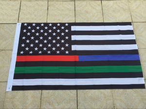 National First Responders Flag