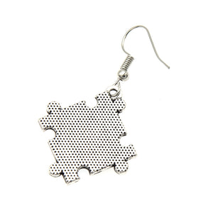 Autism Puzzle Earrings