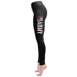 Veteran Army Leggings Full - Length
