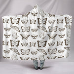 Butterfly Suicide Awareness Hoodie Blanket